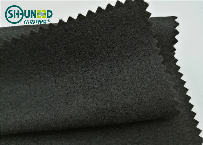 Eco Friendly Needle Punch Nonwoven Polyester Wool 8/2 Under Collar Felt