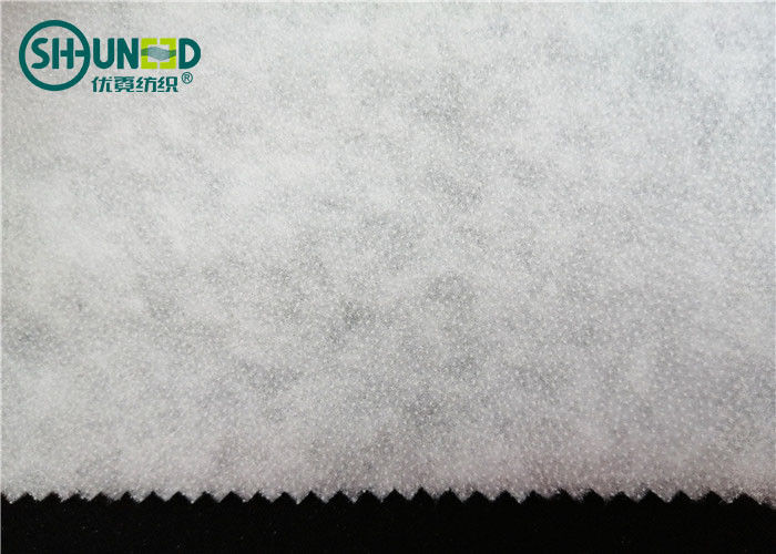 Cotton Spray Bonded Wadding Needle Punch Nonwoven 150cm Width 80gsm Weight